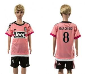 Ninos Camiseta del 8 Juventus 2015/2016