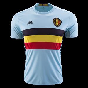 Camiseta del Belgium Segunda Equipacion 2016
