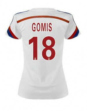 Camiseta de Marseille 2014/2015 Primera Samba