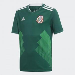 Camiseta nueva del MEXICO 2018 Juventud Home