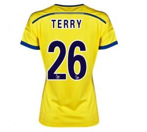 Camiseta Chelsea Segunda Equipacion 2013/2014