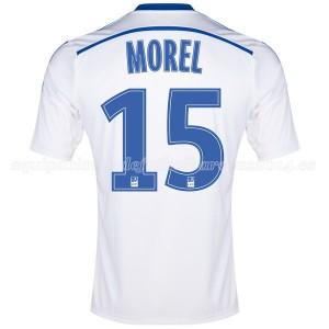 Camiseta nueva del Marseille 2014/2015 Morel Primera