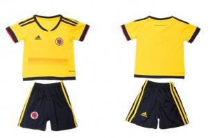 Camiseta de Colombia 2015/2016 Ninos