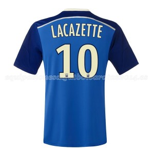 Camiseta del Lacazette Lyon Segunda 2014/2015