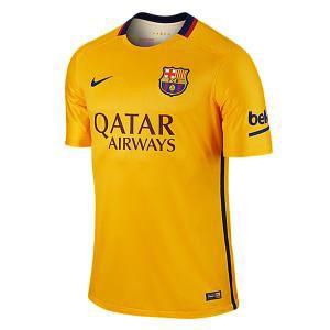Camiseta Barcelona Segunda Equipacion 2015/2016