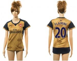 Camiseta de Arsenal Away 20#