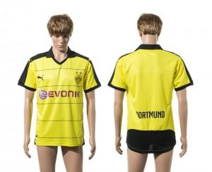 Camiseta Dortmund Primera Equipacion 2015/2016