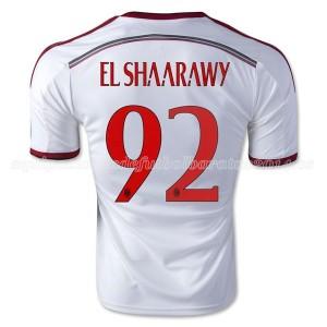 Camiseta AC Milan El.Shaarawy Segunda Equipacion 2014/2015