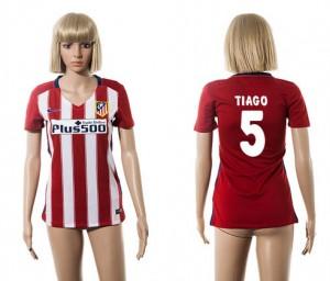 Camiseta de Atletico Madrid 2015/2016 5 Mujer