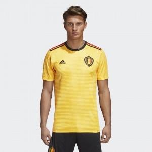 Camiseta nueva BELGIUM Away 2018