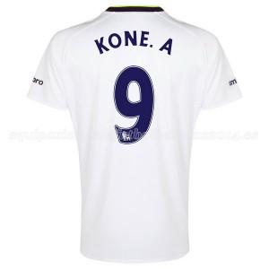Camiseta de Everton 2014-2015 Kone.A 3a