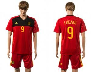 Camiseta nueva Belgium 9# 2015-2016
