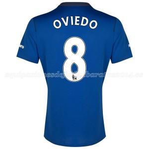 Camiseta de Everton 2014-2015 Oviedo 1a