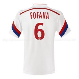Camiseta del Fofana Lyon Primera 2014/2015