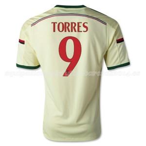 Camiseta del Torres AC Milan Tercera Equipacion 2014/2015