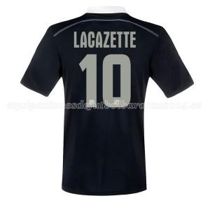 Camiseta nueva Lyon Lacazette Tercera 2014/2015