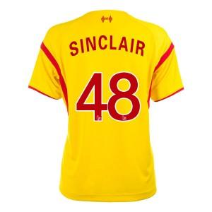 Camiseta de Chelsea 2014/2015 Primera Oscar Equipacion