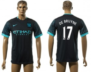Camiseta Manchester City 17# Away aaa version