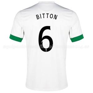 Camiseta nueva del Celtic 2014/2015 Equipacion Bitton Tercera