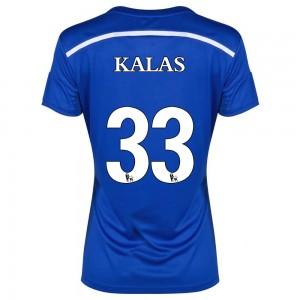 Camiseta del Cahill Chelsea Segunda Equipacion 2013/2014