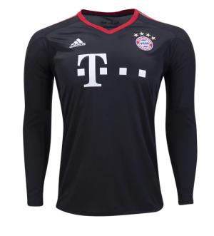 Camiseta de portero Bayern Munich Mangas largas 2017/2018