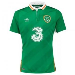 Camiseta del UEFA Euro Irlanda 2016