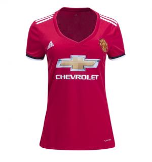 Camiseta de Manchester United 2017/2018 Primera Equipacion Mujer
