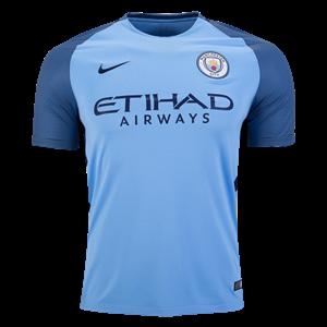 Camiseta de Manchester City 2016/2017