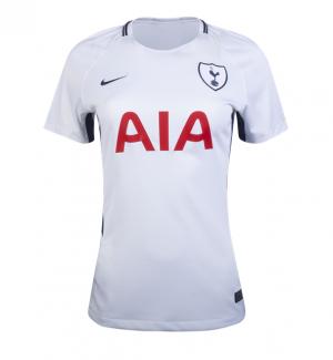 Mujer Camiseta del Tottenham Hotspur Primera Equipacion 2017/2018