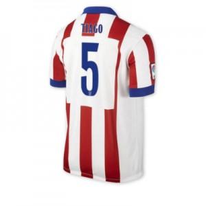 Camiseta nueva del Atletico Madrid 2014/2015 Equipacion TIAGO Primera