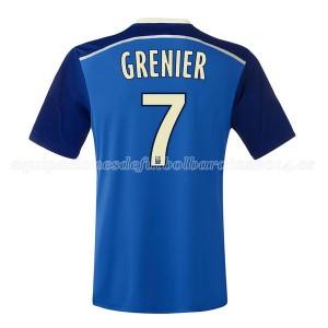 Camiseta de Lyon 2014/2015 Segunda Grenier