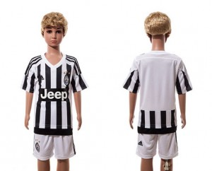 Camiseta de Juventus 2015/2016 Home Ninos