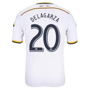 Camiseta del Delagarza Los Angeles Galaxy Primera 13/14