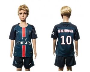 Camiseta de Paris st germain 2015/2016 10 Ninos