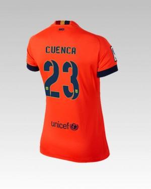 Camiseta de Barcelona 2014/2015 Primera Bartra