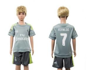 Camiseta nueva Real Madrid Ninos 7 Away 2015/2016