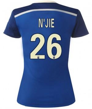Camiseta de España de la Seleccion 2013/2014 Primera J.Navas