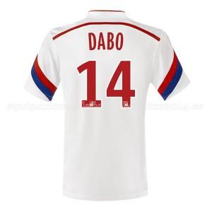 Camiseta nueva del Lyon 2014/2015 Dabo Primera