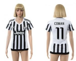 Camiseta nueva del Juventus 2015/2016 11 Mujer