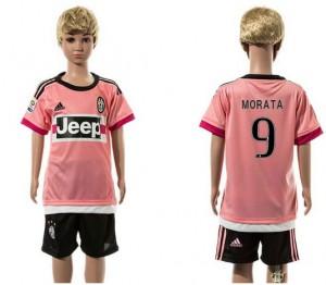 Camiseta de Juventus 2015/2016 9 Ninos
