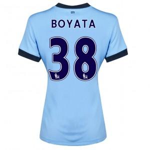 Camiseta del J.Navas Manchester City Primera 2014/2015