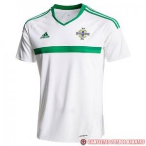 Camiseta nueva del Irlanda del Norte 2016/2017