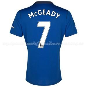 Camiseta nueva Everton McGeady 1a 2014-2015