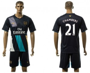 Camiseta nueva del Arsenal 21# Away