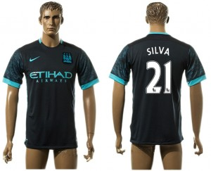 Camiseta nueva Manchester City 21# aaa version Away