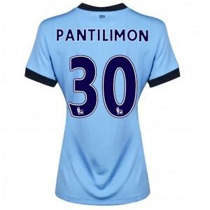 Camiseta de Manchester City 2014/2015 Segunda Guidetti