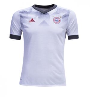 Camiseta nueva del Bayern Munich 2017/2018 Temporada Juventud