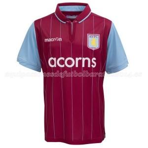 Camiseta Aston Villa Primera Equipacion 2014/2015