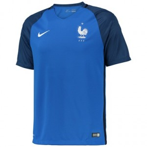 Camiseta nueva del Francia 2016 Equipacion Primera