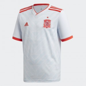 Camiseta nueva SPAIN Juventud Away 2018